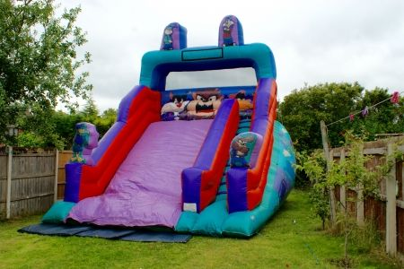 Event/fete  Mega Slide