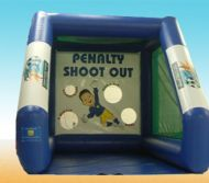 Bouncy Castle Penalty Shoot Out Hire
