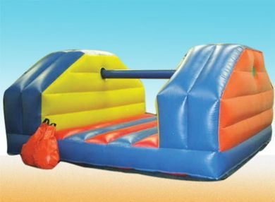 Bouncy Pillow bash Hire