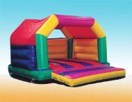 18 x 18 Adult Bouncy Castle Hire